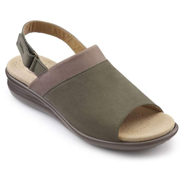 Image for Augusta Sandals from HotterUK