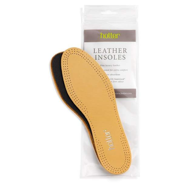Image for Hotter Men's Insoles from HotterEurope