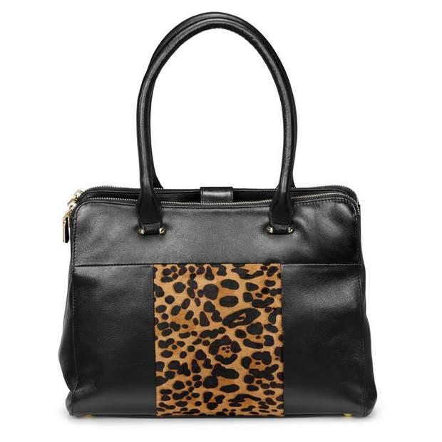 Image for Kensington Leather Handbag from HotterUK
