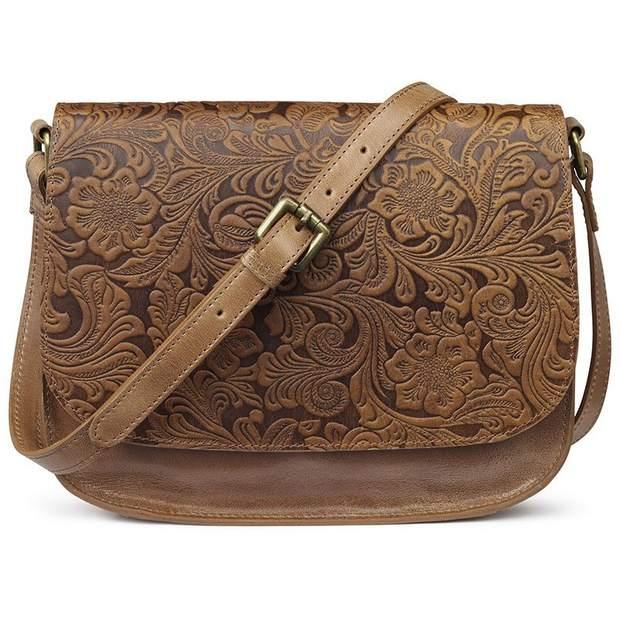 Image for Penny Leather Handbag from HotterUK