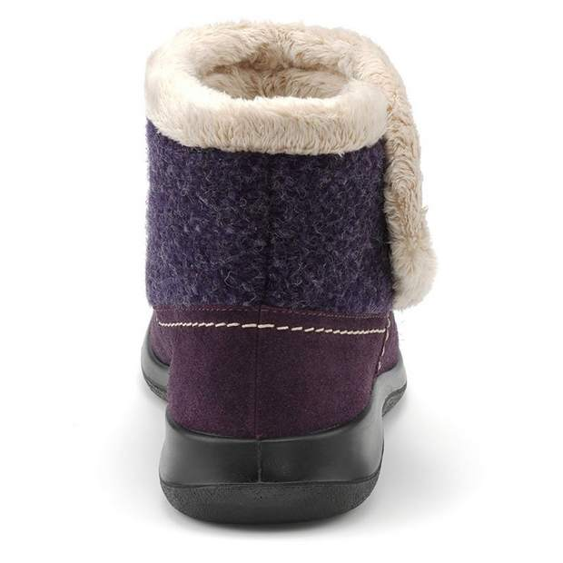 Image for Snug Slippers from HotterUSA