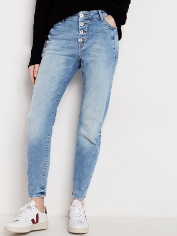 Jeans Boyfriend Jeans Dame Hos KappAhl