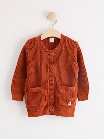 Cardigans & Koftor för din baby I hållbart material | Lindex