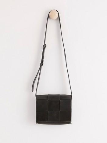 genomskinlig väska lindex