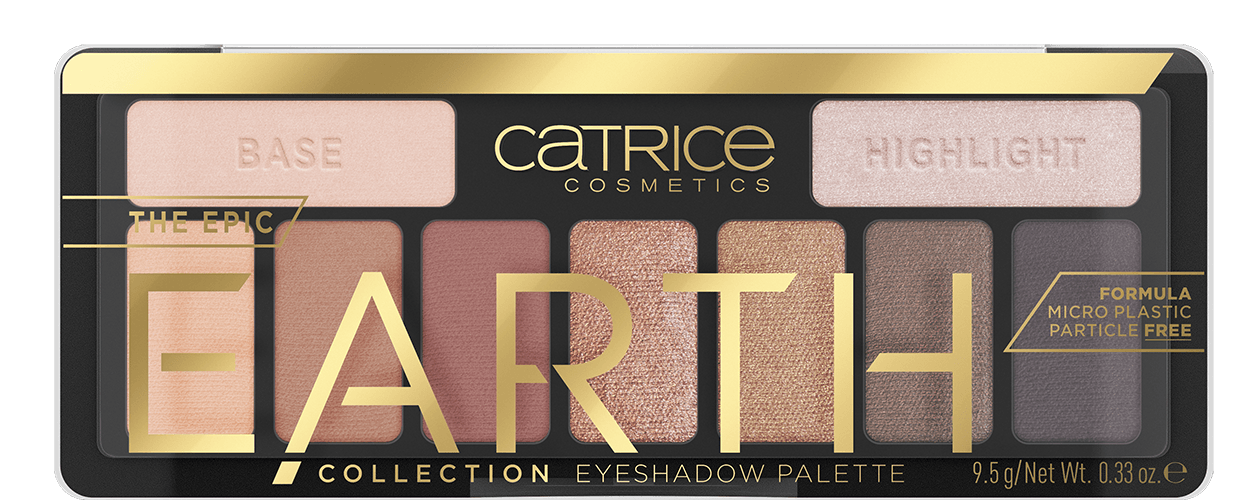 The Epic Earth Collection Eyeshadow Palette