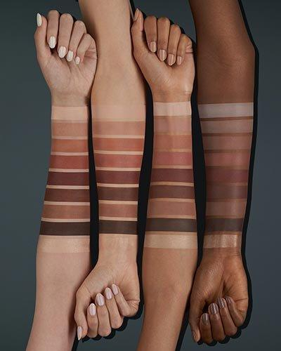 The Matte Cocoa Collection Eyeshadow Palette