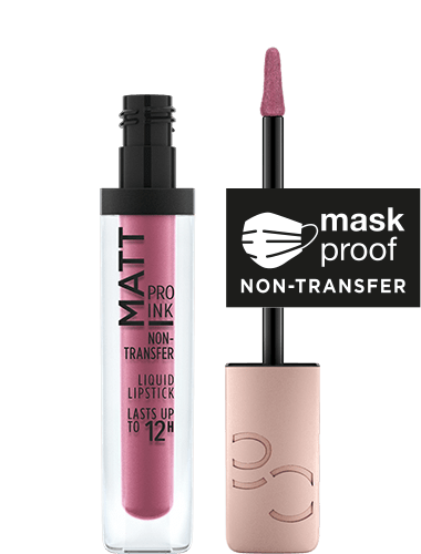 Matt Pro Ink Non-Transfer Liquid Lipstick