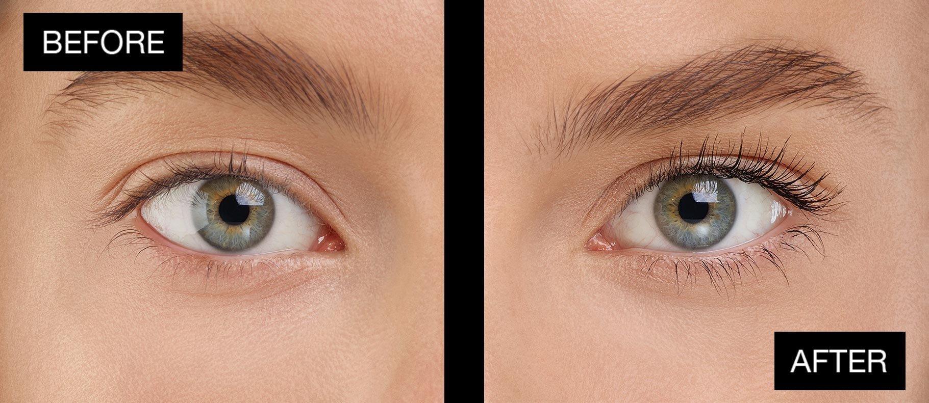 Clean ID Volume + Lengthening Mascara