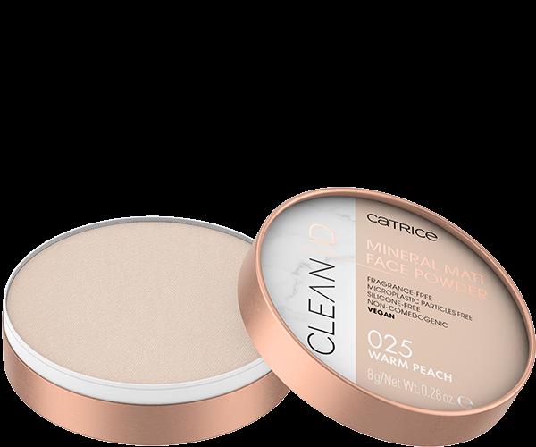 Clean ID Mineral Matt Face Powder