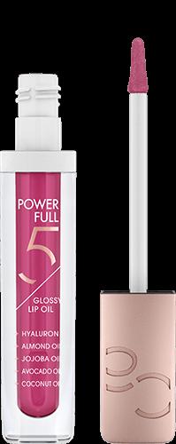 Power Full 5 Glossy Lip Oil
