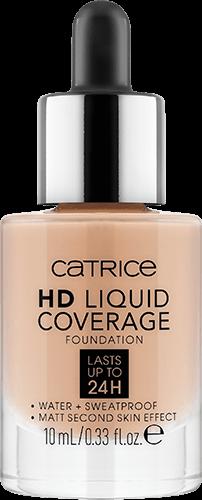 Mini HD Liquid Coverage Foundation