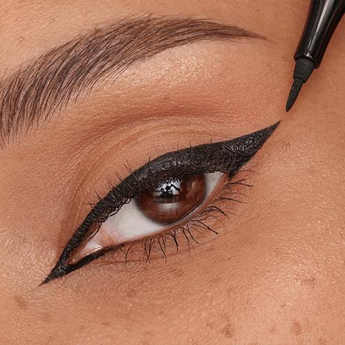 Micro Tip Graphic Eyeliner Waterproof