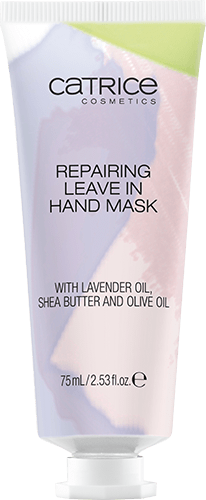 Overnight Beauty Aid Repairing Leave In Hand Mask