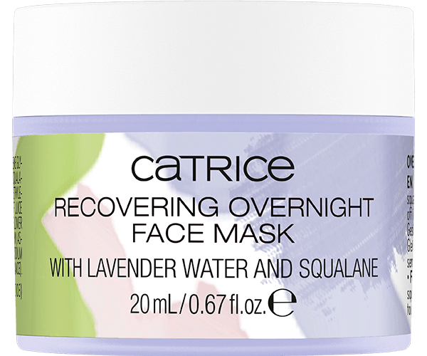 Overnight Beauty Aid Recovering Overnight Face Mask