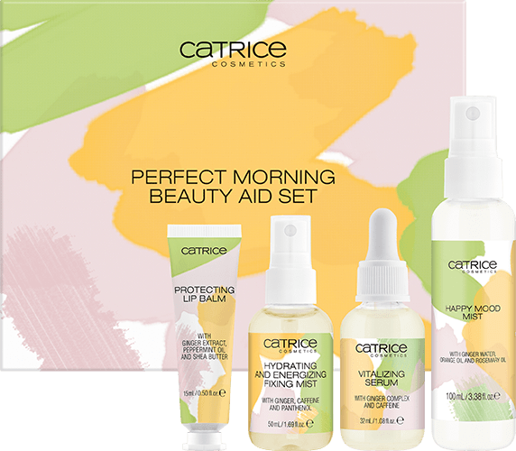 Perfect Morning Beauty Aid Set