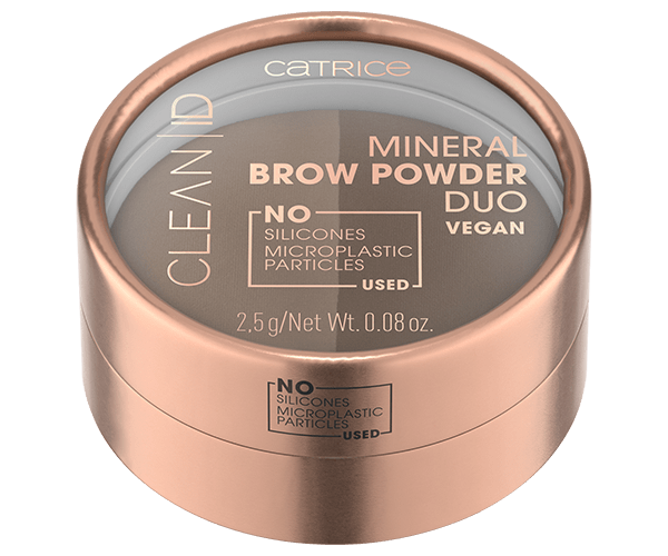 Clean ID Mineral Brow Powder Duo
