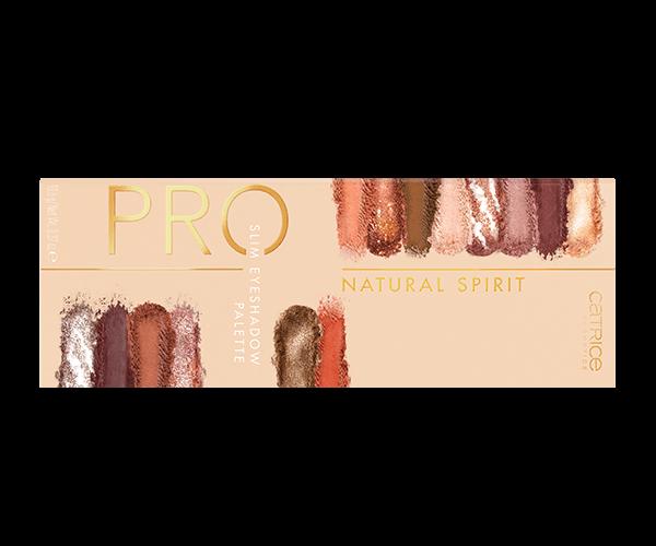 Pro Natural Spirit Slim Eyeshadow Palette