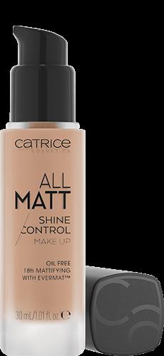 All Matt Shine Control Make Up