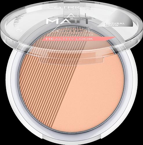 All Matt Shine Control Powder Healthy Look
