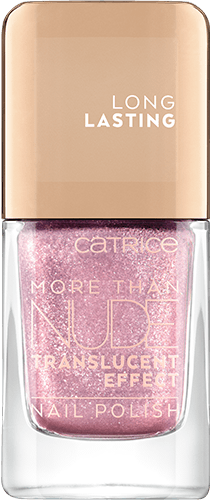 More Than Nude Translucent Effect Nail Polish
