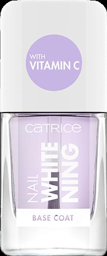 Catrice Nail Whitening Base Coat