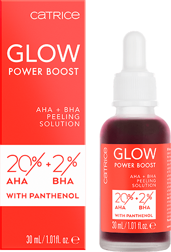 Glow Power Boost AHA+BHA Peeling Solution