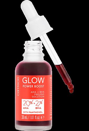 Online Exclusive Glow Power Boost AHA+BHA Peeling Solution