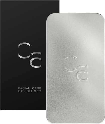 Facial Care Brush Set
