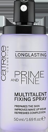 Prime And Fine Multitalent Fixing Spray