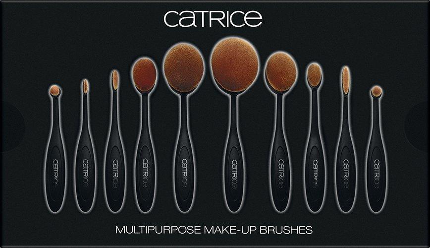 Multipurpose Make-Up Brushes