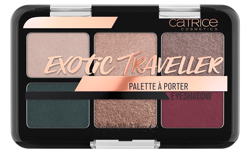 Exotic Traveller Palette À Porter Eyeshadow