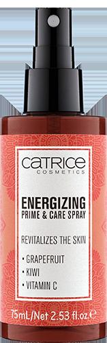 Energizing Prime & Care Spray
