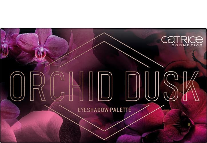 Orchid Dusk Eyeshadow Palette