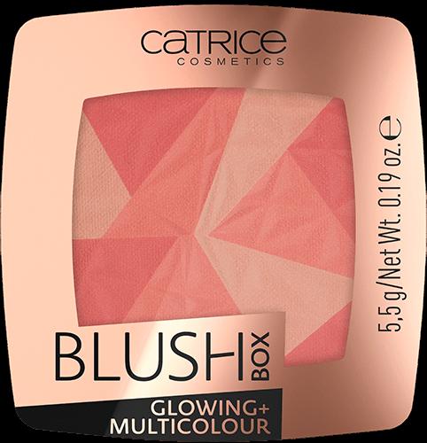 Blush Box Glowing + Multicolour