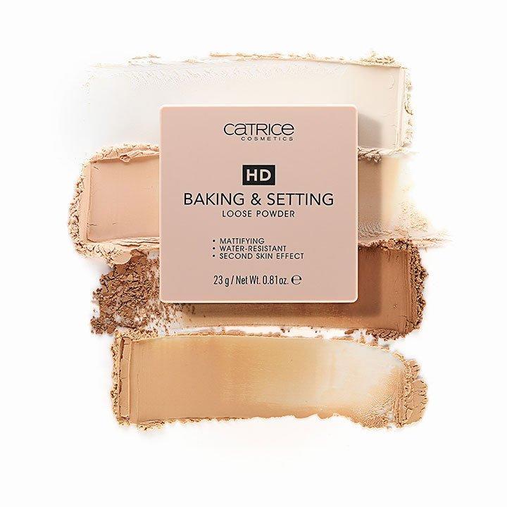 HD Baking & Setting Loose Powder