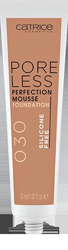 Poreless Perfection Mousse Foundation