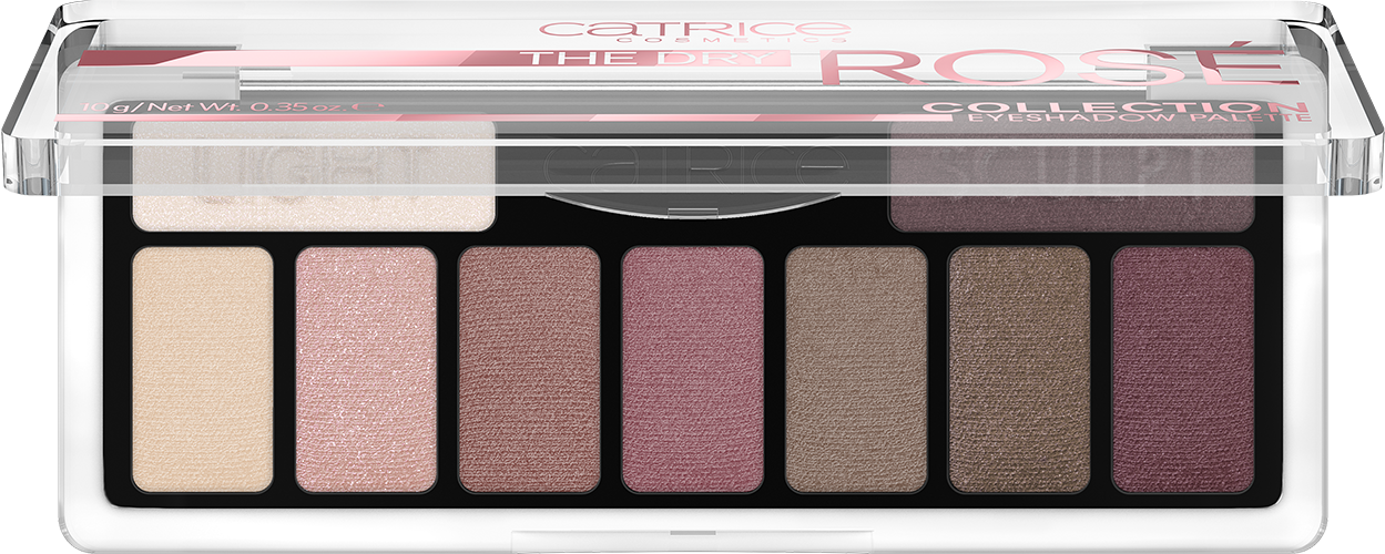 The Dry Rosé Collection Eyeshadow Palette