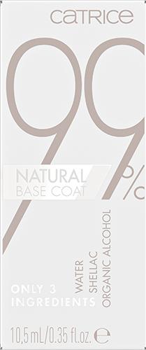 99% Natural Base Coat
