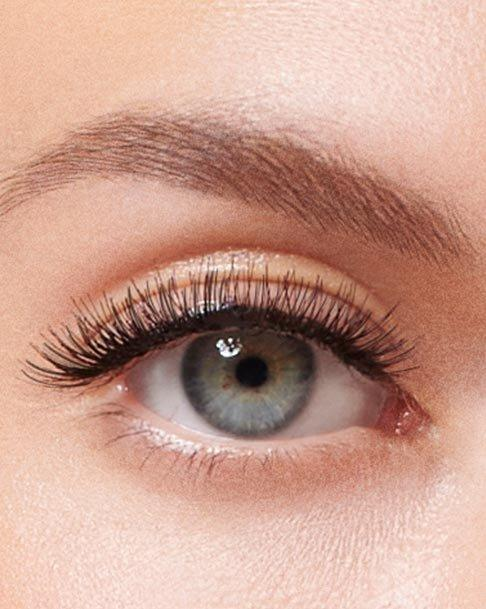Catrice Lift Up Mascara Application Auge