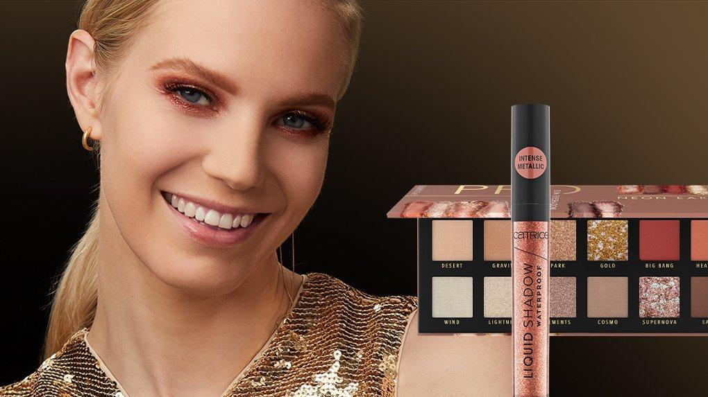Holiday Glam Make-up
