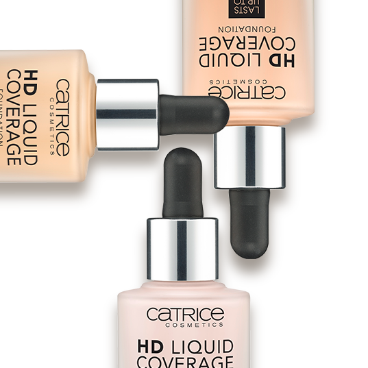 Catrice Foundation Finder Product
