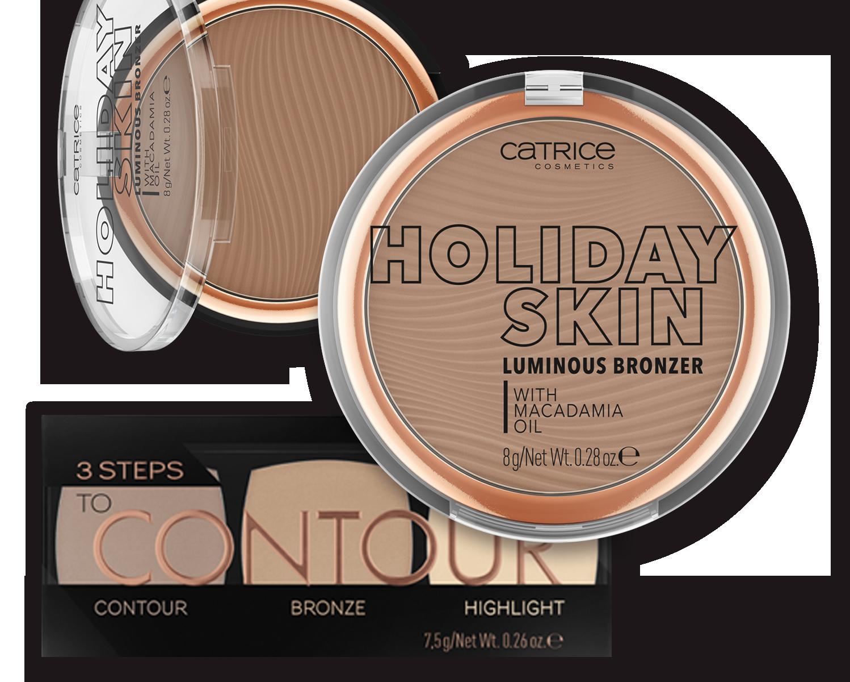 Catrice Teint Bronzer und Contouring Produktbild
