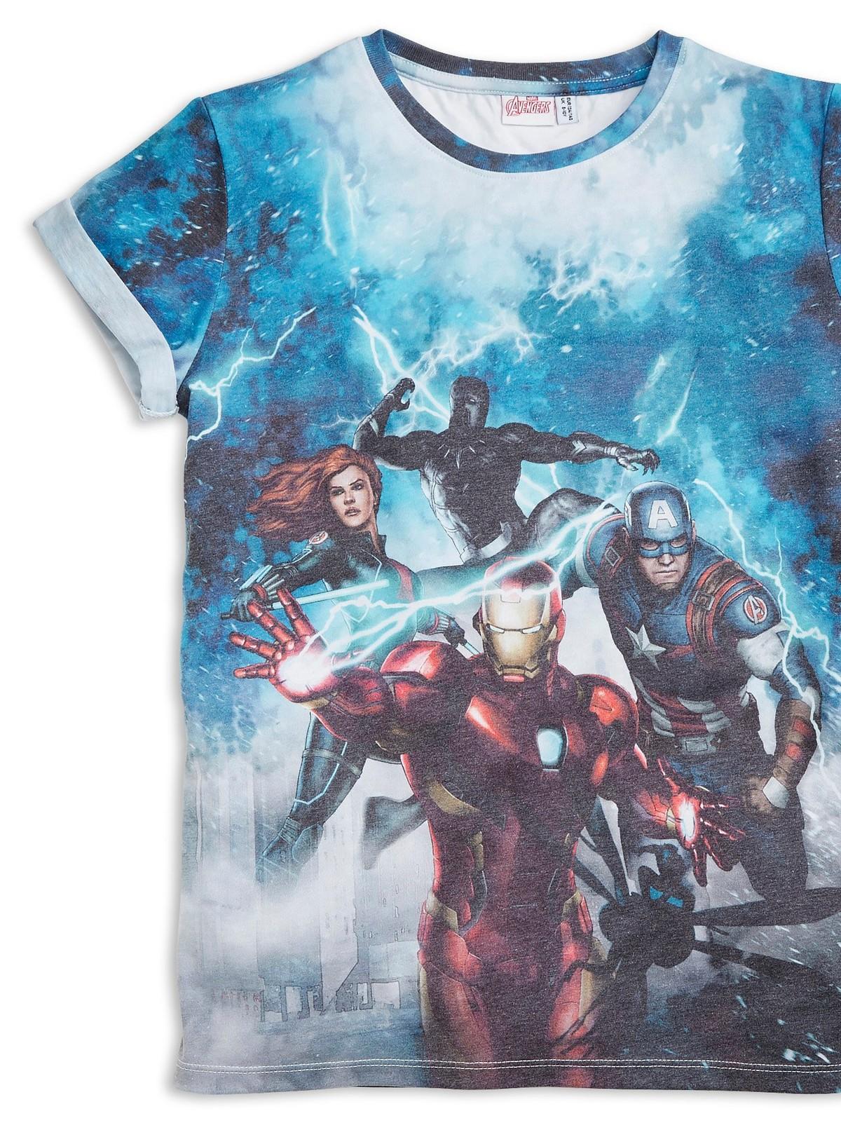 T skjorte med Iron Man trykk | Lindex