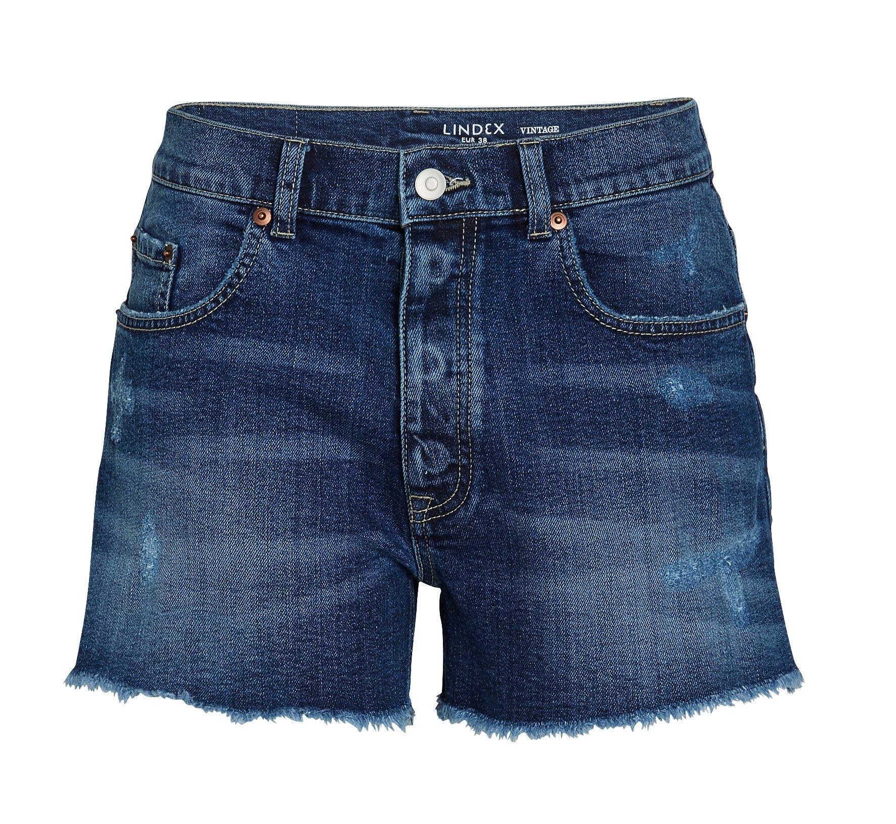 Vintage jeansshorts