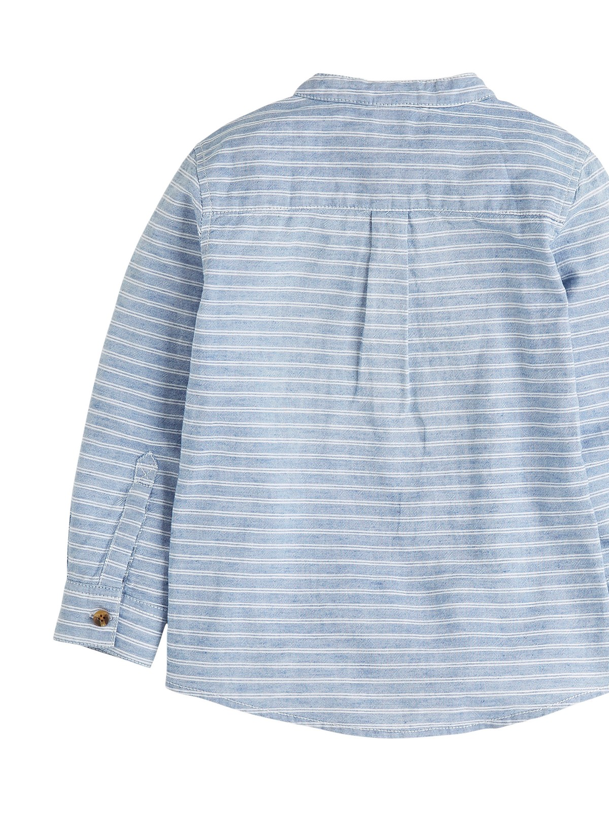 Skjorte uten krage   Lindex