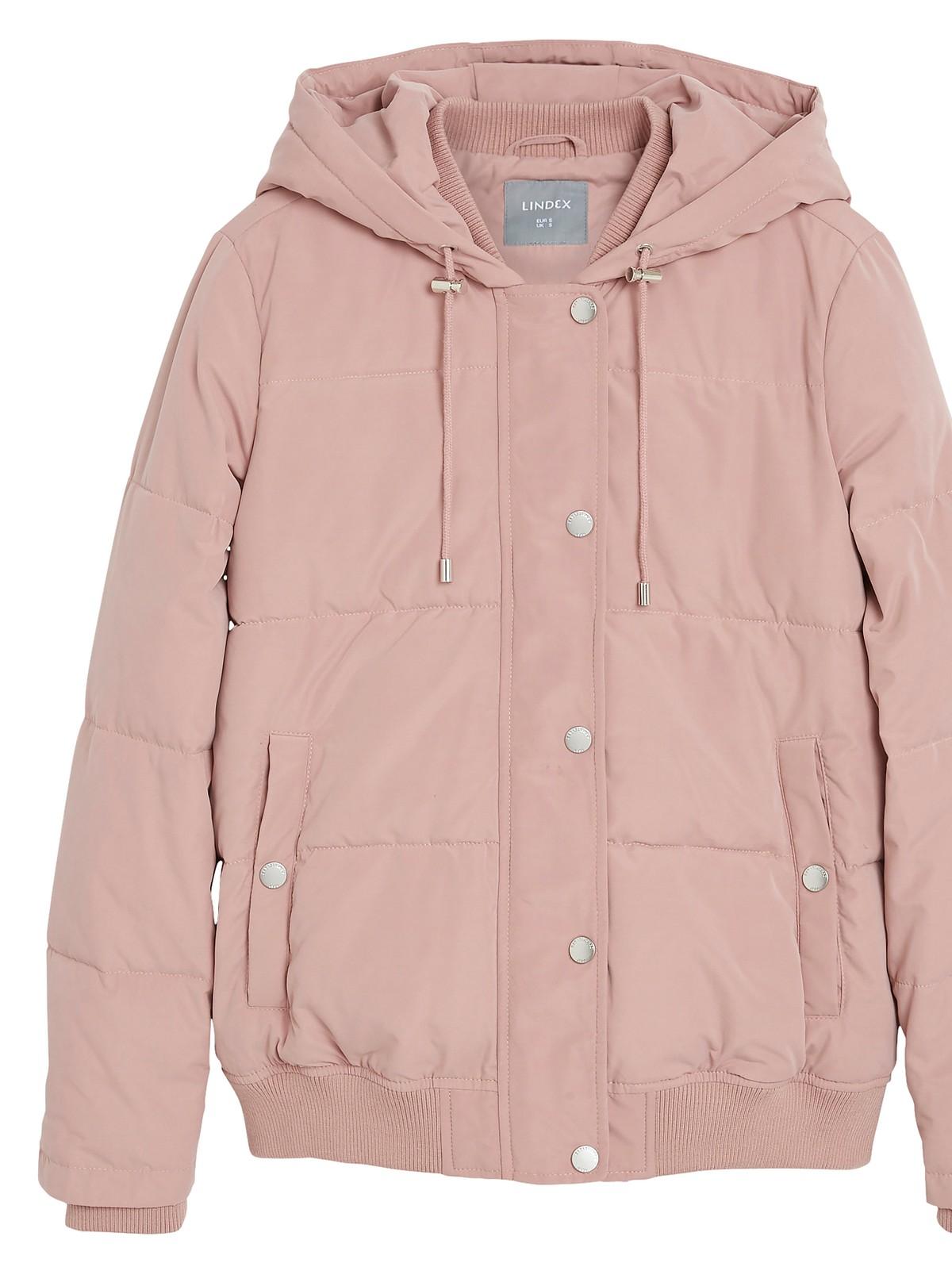 Vattert jakke | Lindex