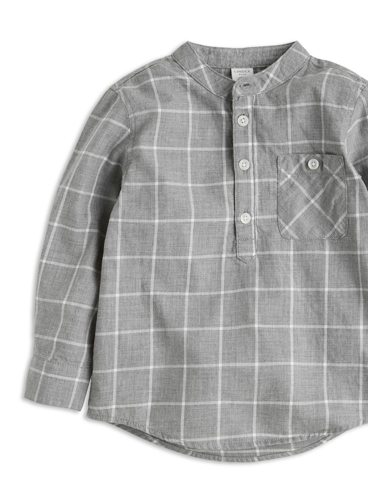 Kjøp Skjorte uten krage Skjorter til Dame i størrelse 42 på