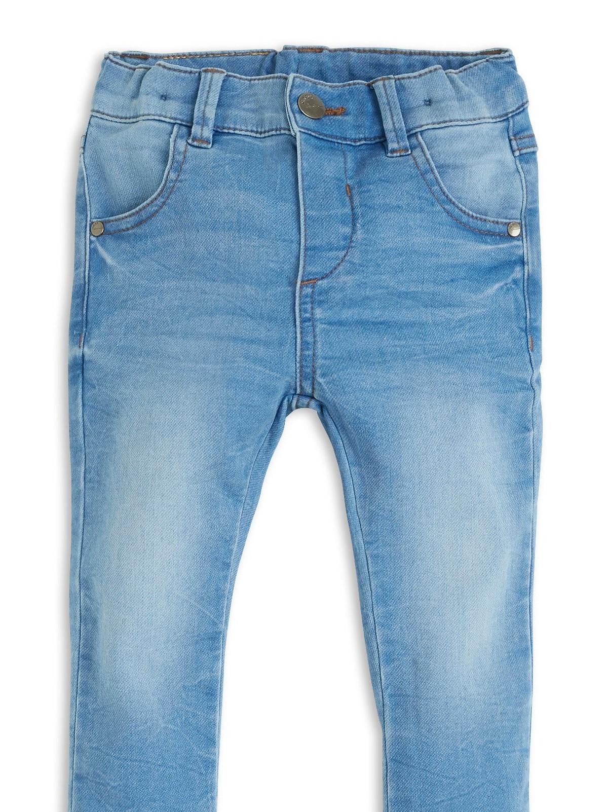 Denim Jersey Jeans