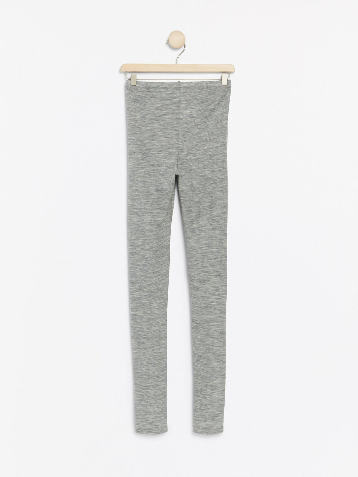 Leggings i merinoull   Lindex