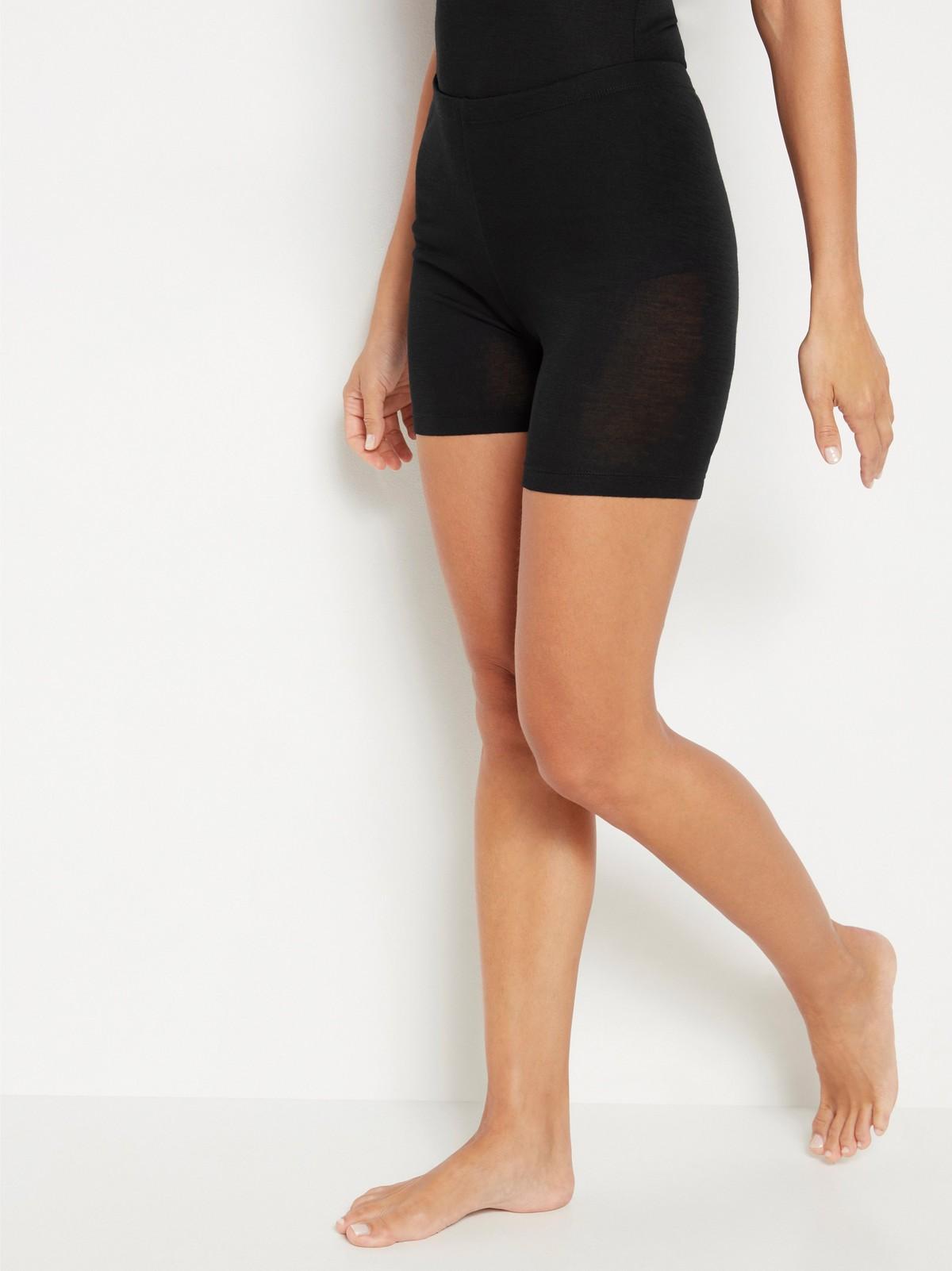 Leggings i merinoull | Lindex